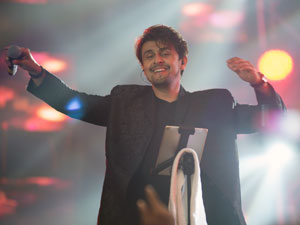 sonu nigam : celebrity event management Bangalore