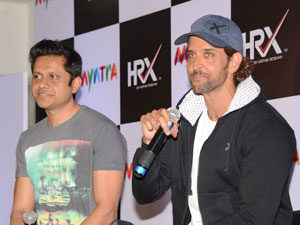 hrithik roshan : celebrity event management companies