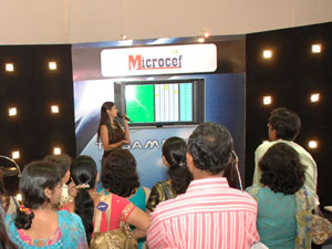 MIcro Labs Limited stalls | event management companies Bangalora chennai