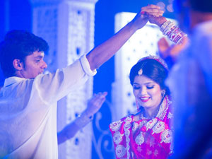DJ Night & Candid Photography in pre-wedding by Mindz productionz